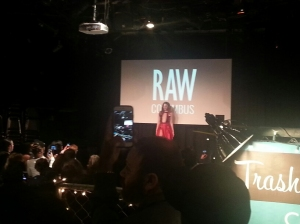 RAW Fashion Show